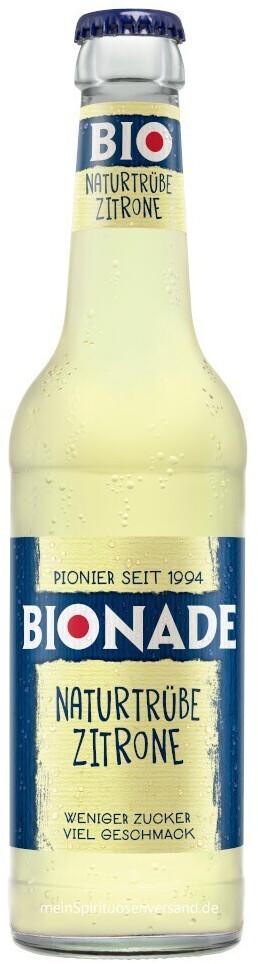 Bionade Naturtrübe Zitrone 0,33l