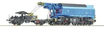 Roco H0 Digital-Eisenbahndrehkran EDK 750 CSD, Ep. IV (73038)