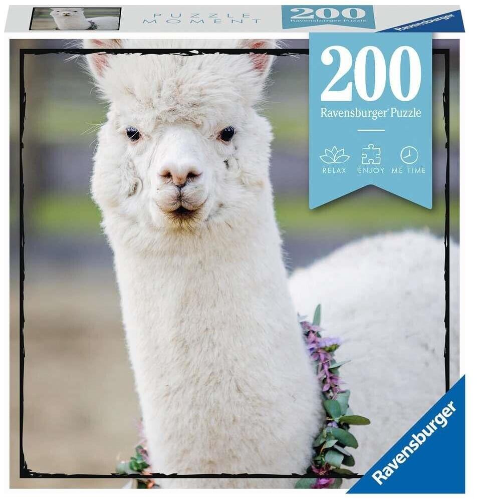 Ravensburger Puzzle Moment: Alpaka (200 Teile)