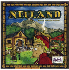 Z-Man Games Neuland (englisch)