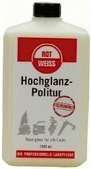 RotWeiss Hochglanzpolitur (5 l)