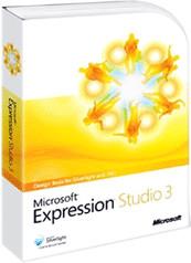 Microsoft Expression Studio 3 (EN) (Win)