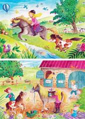 Ravensburger Kleines Pony (20 Teile)
