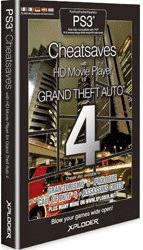 Xploder PS3 Cheat Saves