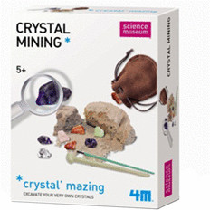 4M Kristall Ausgrabungs-Set
