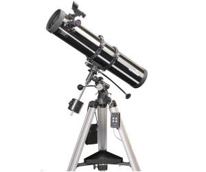 Teleskop fernrohr bresser stativ sonne mond und sterne