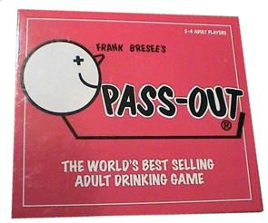 Paul Lamond Games Pass Out (englisch)