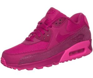 Damen Nike Air Max 90 Premium Trainers In Rosa Nike Damen