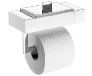 emco bad liaison papierhalter feuchtpapierbox chrom. Black Bedroom Furniture Sets. Home Design Ideas