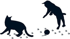 Eurographics Silhouette Cats (DS-KAA1013)