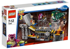 LEGO Toy Story 3 L'usine de destruction des jouets (7596)