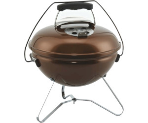 Weber Holzkohlegrill Smokey Joe Premium 37 Cm : Weber smokey joe grillin bbq pork chops youtube