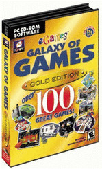 Galaxy of Games: Gold Edition (PC)