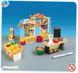 Playmobil Tante-Emma-Laden (7777)