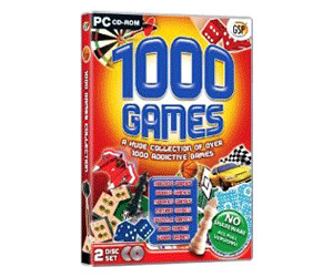 1000 Games (PC)