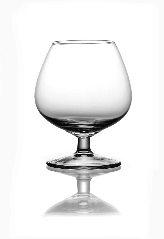 Ritzenhoff & Breker Snap Basic Cognacschwenker Glas rund 2er Set
