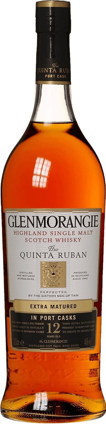 Glenmorangie Quinta Ruban 1l 46%