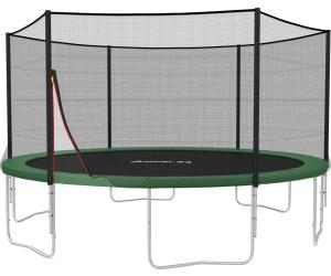 ampel 24 klassik trampolin 430 cm mit netz ab 299 00 preisvergleich bei. Black Bedroom Furniture Sets. Home Design Ideas