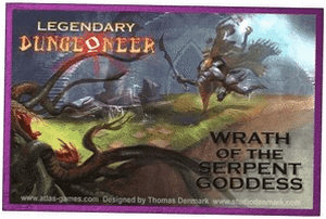 Atlas Games Legendary Dungeoneer: Wrath of the ...