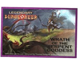 Image of Atlas Games Legendary Dungeoneer: Wrath of the Serpent Goddess