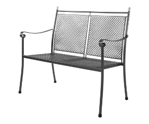 royal garden excelsior bank 2 sitzer streckmetall ab 319 90 preisvergleich bei. Black Bedroom Furniture Sets. Home Design Ideas