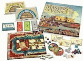 R&R Games Masters of Venice (englisch)