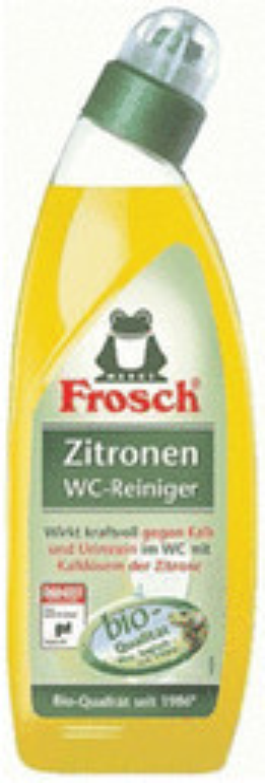 Frosch WC-Reiniger Zitrone (750 ml)