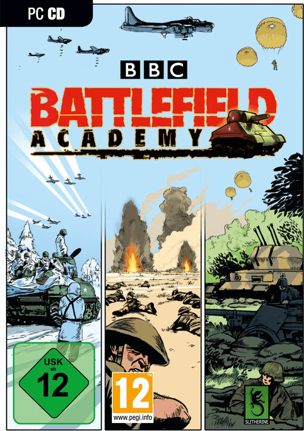 BBC Battlefield Academy (PC)