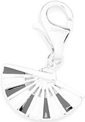 Esprit Lady Fan black white Charm (4439740)