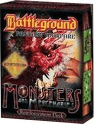 Your Move Games Battleground: Monsters und Merc...