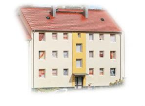 Auhagen Mehrfamilienhaus (11402)