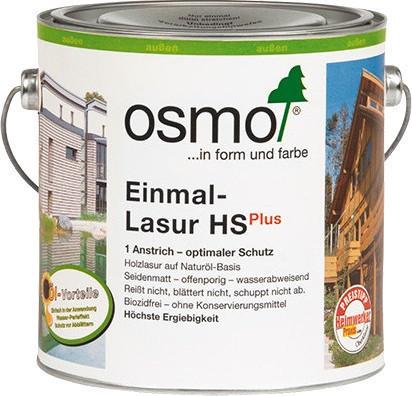 Osmo Einmal-Lasur HS plus 0,75 l Teak