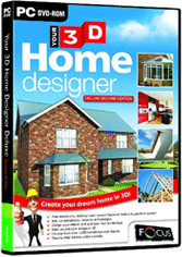 Image of Focus Multimedia Your 3D Home Designer 2 - Deluxe Edition