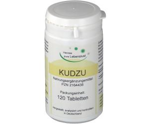 G&M Naturwaren Kudzu Tabl. (120 Stk.)