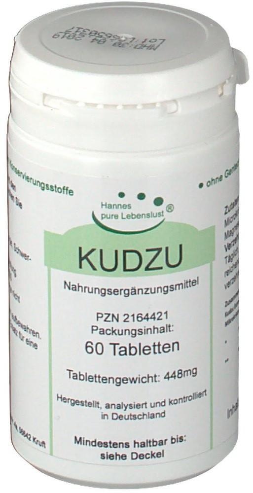G&M Naturwaren Kudzu Tabl. (60 Stk.)