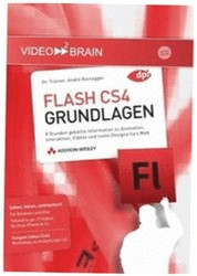video2brain Flash CS4 Grundlagen (DE) (Win/Mac)