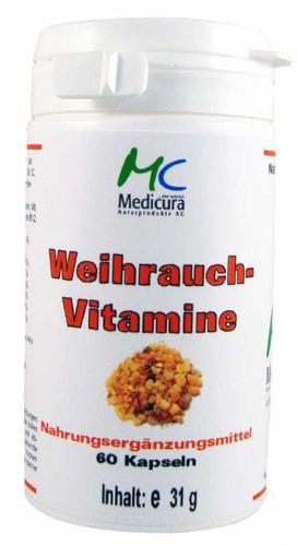 Medicura Weihrauch 400 Mg Kapseln 60 ST