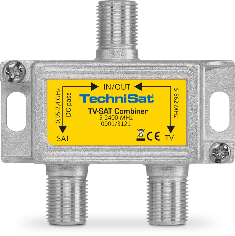 TechniSat 0000/3121 UHF/VHF-Sat Combiner