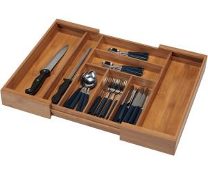 kesper besteckkasten bambus ausziehbar ab 15 95 preisvergleich bei. Black Bedroom Furniture Sets. Home Design Ideas
