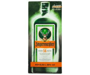 Jägermeister 60 x 0,02l 35% ab € 43,20 | Preisvergleich bei idealo.at