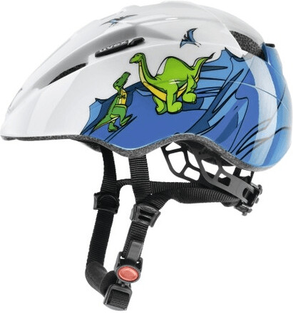 46-52cm rot 2021 Uvex Kid 2 Fireman Kinder Fahrrad Helm Gr