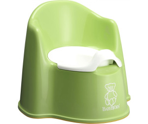 Image of Babybjorn Potty Chair green