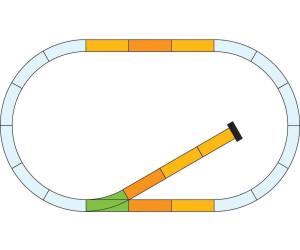 Piko G 35211 NEUWARE Gebogenes Gleis im 12er Pack = 1 Kreis