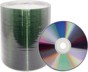 Taiyo Yuden CD-R 700MB 80min 48x Bulk Thermo Si...