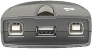 IOGear USB 2.0 Peripherals Sharing Switch