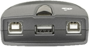 Image of IOGear USB 2.0 Peripherals Sharing Switch
