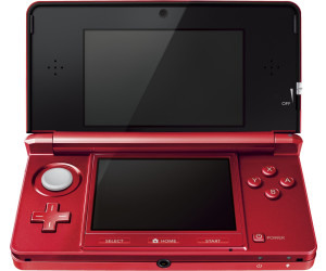 nintendo 3ds au meilleur prix sur. Black Bedroom Furniture Sets. Home Design Ideas