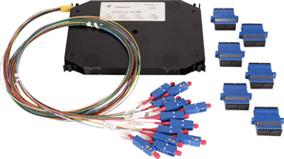 Telegärtner LWL Erweiterungs-Set (TN-ES-12ST-50...