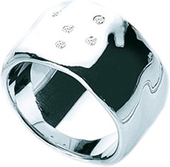 Hot Diamonds Ring (DR061)