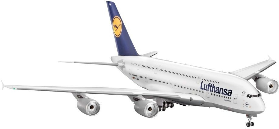 Revell Lufthansa Airbus A380-800 (04270)